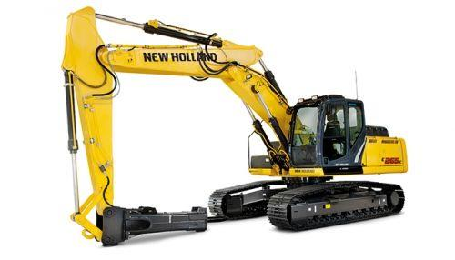 New Holland E265